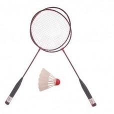 Badminton Seti (İki raket ve Topu)