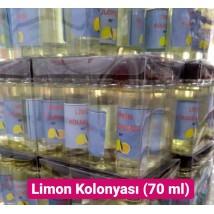 Limon Kolonyası Alkollü (70 ml)