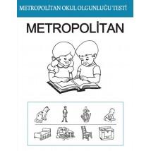 Metropolitan Testi (Kaliteli Baskı Kitapçık)